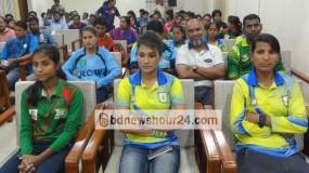 লালমনিরহাটে রুপালী ব্যাংক ১ম আন্তর্জাতিক প্রমীলা টি-২০ ক্রিকেটের উদ্বোধন