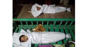 মাগুরায় পুকুরে ডুবে দুই শিশুর মর্মান্তিক মৃত্যু, এলাকায় শোকের মাতম